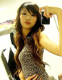 Real asian teen..