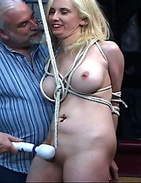 Punished with Ropes