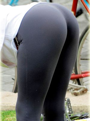 Sweet non nude amateurs dirves bicycles.