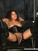 bdsm amateur gf sex